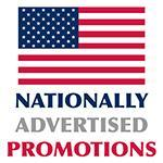 Nationally Advertised Promotions