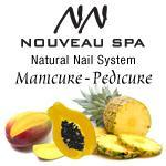 Nouveau Spa Tropical Twist Natural Nail System