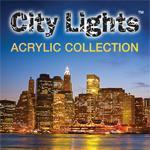 City Lights Acrylic Collections