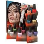 OPI Hawaii Lacquer Display 12ct