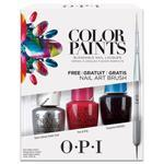 OPI Color Paints Bonus Buy 3ct