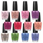 OPI New Orleans Nail Lacquers .5oz
