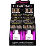 Dr. G's Clear Nail Display 6ct