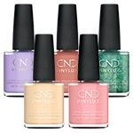 50% Off CND Vinylux .5oz - Select Shades
