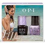 OPI Fiji GelColor & Nail Lacquer Duos