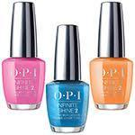 OPI Fiji Collection Infinite Shine Lacquers .5oz