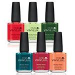 CND Rhythm & Heat Vinylux Selection .5oz
