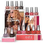 OPI California Dreaming Infinite Shine Display 16ct