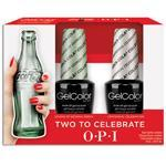 50% Off OPI Coca Cola GelColor Duo