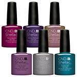 CND Nightspell Shellac Selection .25oz