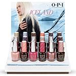 OPI Iceland Collection GelColor & Infinite Shine Display 22ct