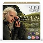 OPI Iceland Collection GelColor Add-On Kit #2