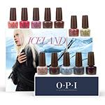 OPI Iceland Collection Nail Lacquer Display 12ct