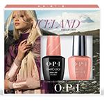 OPI Iceland Collection Infinite Shine & GelColor Duo Packs