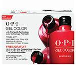 OPI GelColor Trial Kit