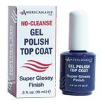 Americanails Gel Polish Top Coat .5oz