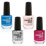CND Creative Play Assorted Lacquer Pinkies