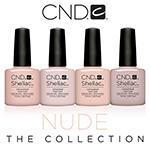 CND Nude Collection Shellac .25oz