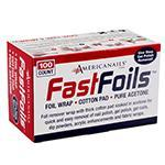 30% Off Americanails FastFoils Remove 100ct