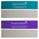 Tropical Shine Hard Shell Soft Sponge 50ct