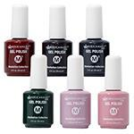 50% Off Americanails Manhattan Gel Polish Collection 6ct
