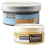 Cuccio Naturale Sea Salts & Free Butter Blend