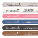 Tropical Shine Straight Files Individual