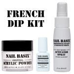 Nail Basix French Dip Kit