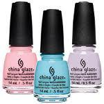 China Glaze Nail Lacquers .5oz