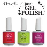 50% Off IBD Just Gel Polish .5oz