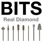 ProFiles Real Diamond Bits