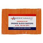 Slim Orange Buffers 10pk