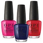 OPI Retired Nail Lacquers .5oz